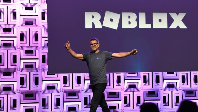 The Roblox Boom Is About to Meet Reality