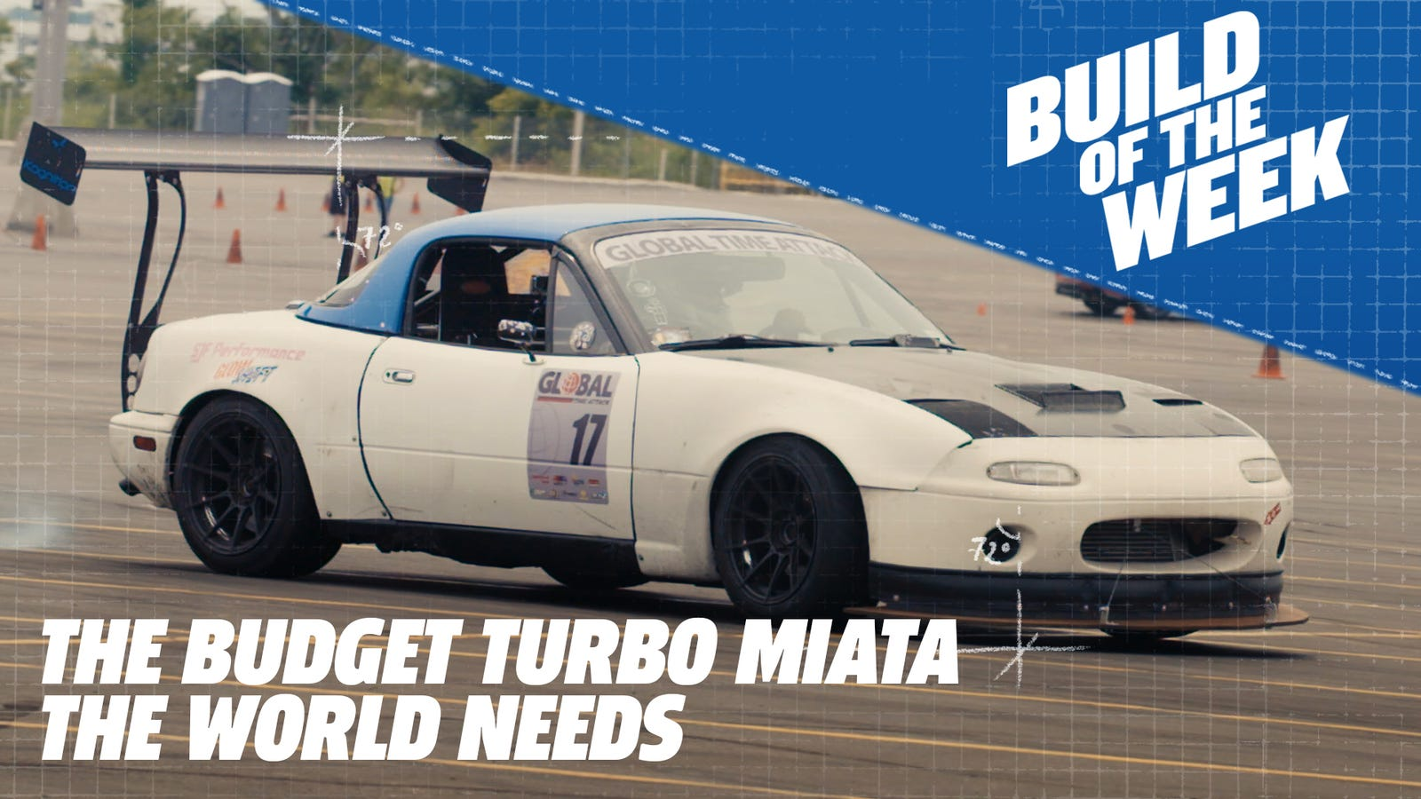 How to Do a Turbocharged Time Attack Miata on the Cheap