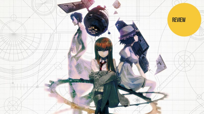 Illustration for article titled Steins;Gate: The Kotaku Review
