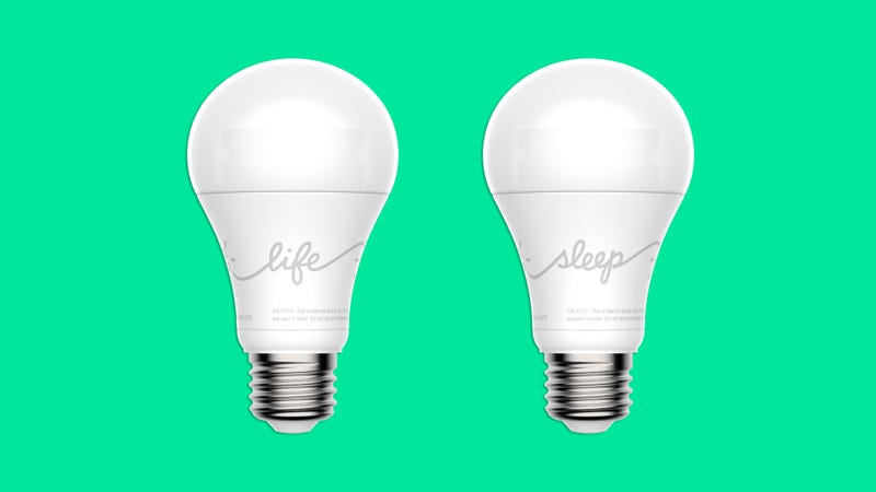Illustration for article titled GE's New Connected Lightbulbs Automatically Adjust for Healthy Living