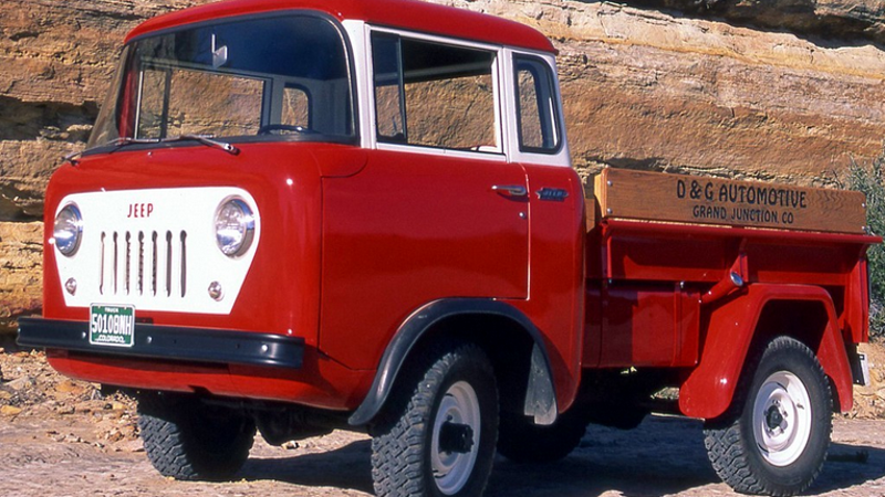 Seven Jeeps You Never Knew Existed