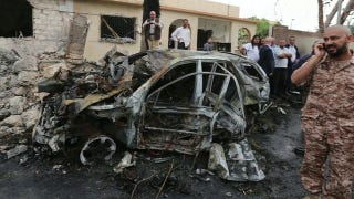 Illustration for article titled BBC: French embassy in Libya hit by car bomb