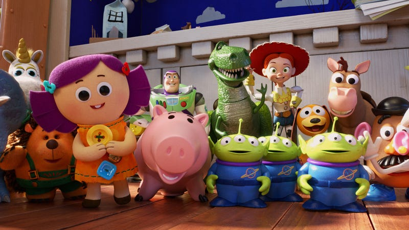 Illustration for article titled Toy Story 4 is the fifth Disney movie this year to hit $1 billion