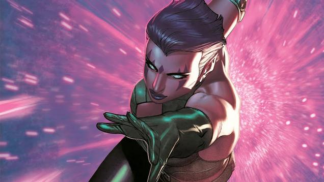 jamie chung will play teleporting mutant blink in matt nix s x men show