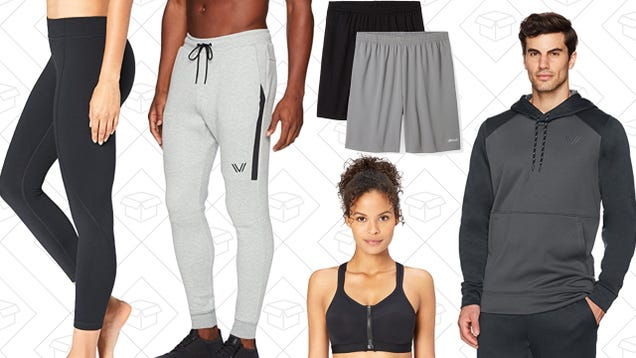 Try Out Amazon's New Activewear Lines For All-Time Low Prices