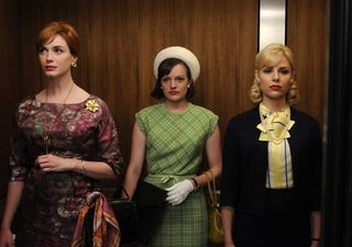 Illustration for article titled Mad Men: Female Trouble