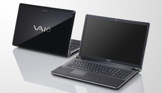 Illustration for article titled Sony Vaio AW Laptop With Adobe RGB Screen Is a Photographer's Dream