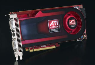 Illustration for article titled AMD Breaks 1 GHz Video Card Speed Barrier, Pleases AMD