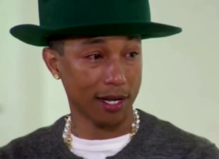 Pharrell Williams on Oprah Prime