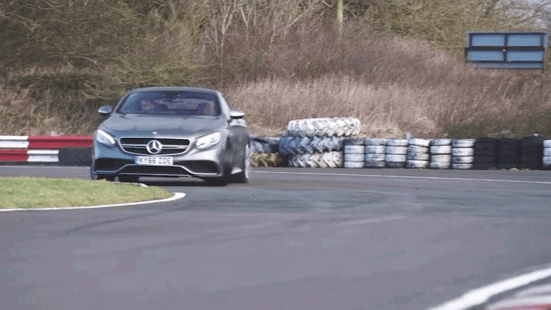 Why a Two-Door Mercedes S-Class Is Still the Ultimate Mix of Speed and Comfort