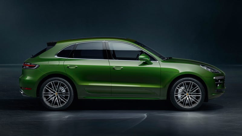The 2020 Porsche Macan Turbo Has 434 HP And Fancy Brakes