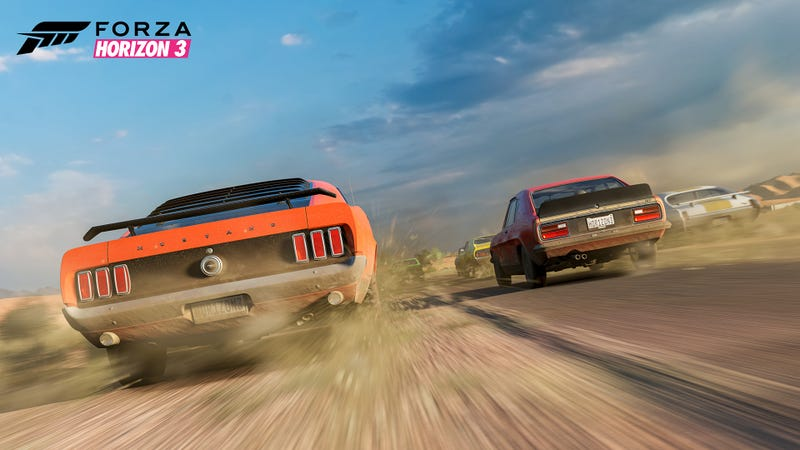 Illustration for article titled Forza Horizon 3 Is Happening