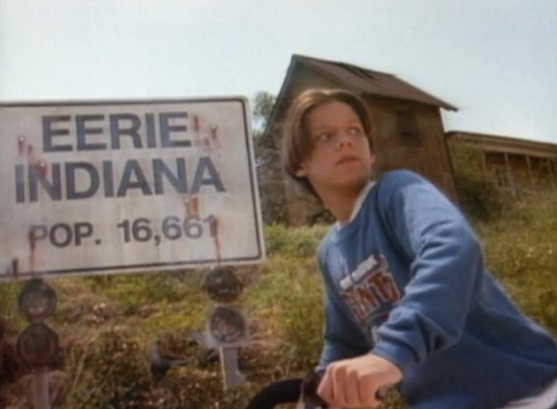 Screenshot: Eerie, Indiana