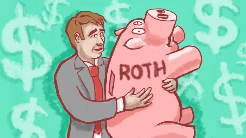Illustration for article titled Why Everyone Is Obsessed With the Roth IRA