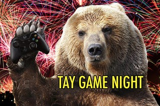 Illustration for article titled TAY Game Night: July Schedule