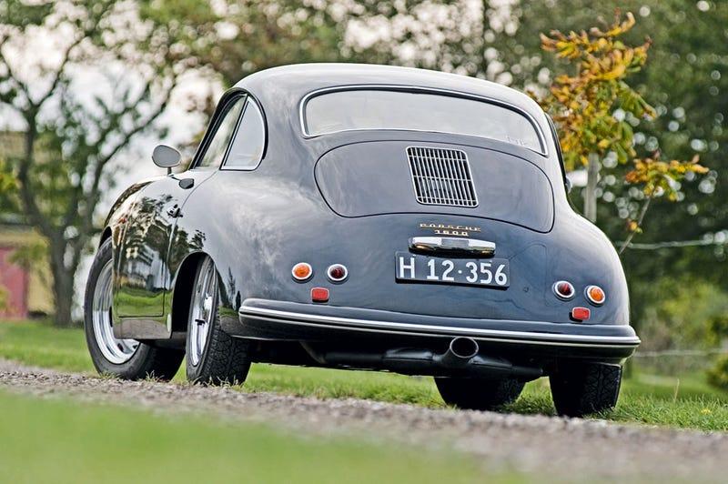 Illustration for article titled Help Find This Rare Porsche Stolen At The Nürburgring