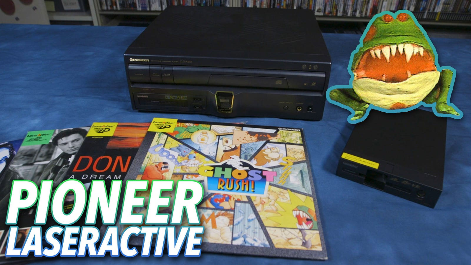 The Extremely Expensive Retro Console That Still Can't Be Emulated