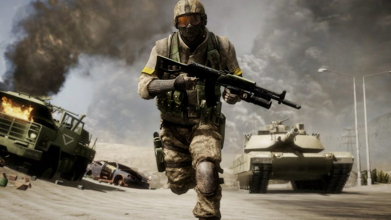 Illustration for article titled Battlefield: Bad Company 2 Impressions: Modern Warfare, Too