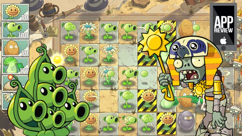 Illustration for article titled Plants Vs. Zombies 2 Is Free-To-Play That's Better Without Paying
