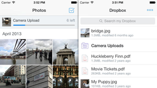 Illustration for article titled Dropbox 3.0 for iOS Launches New Design, AirDrop Support, and More