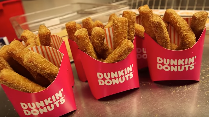 Illustration for article titled McDonald's taking page out of Dunkin' playbook with upcoming Donut Sticks