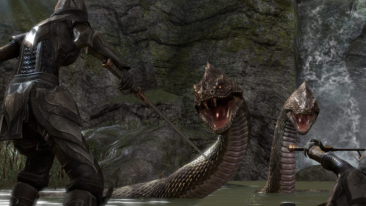 The Elder Scrolls Online is a big sandbox to explore, but you have
