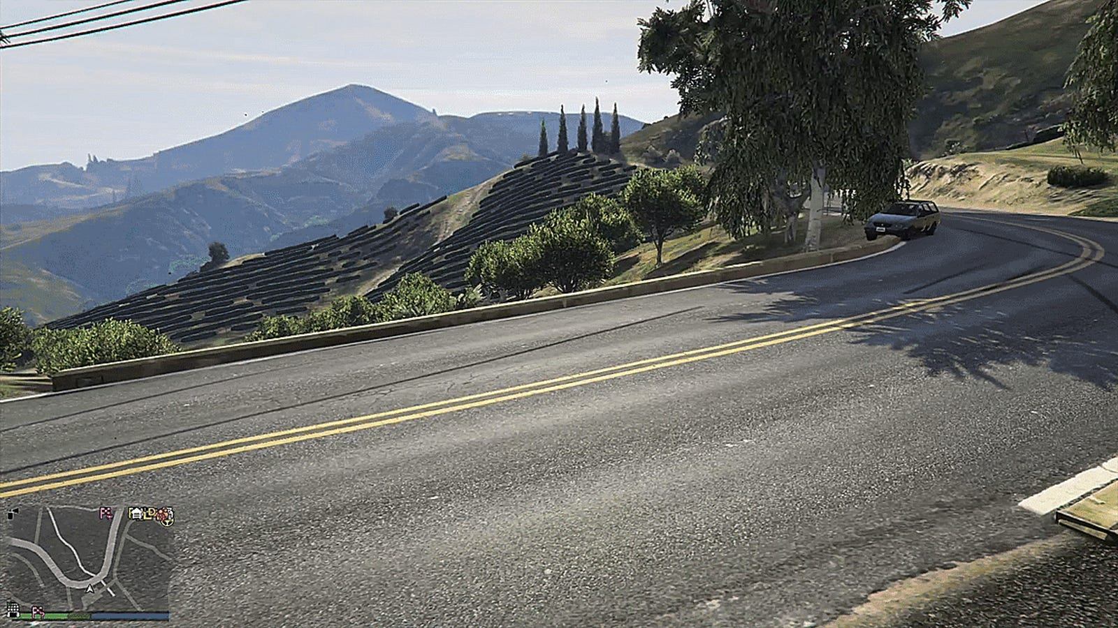 Players Discover That One Road In GTA Online Makes Every NPC