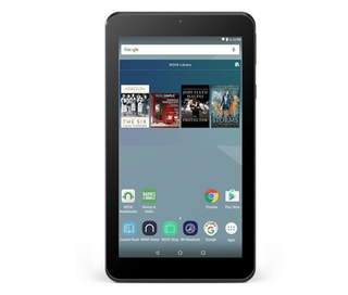 Illustration for article titled After Faulty Charger Issue, Barnes And Noble Is Back With New NOOK Tablet