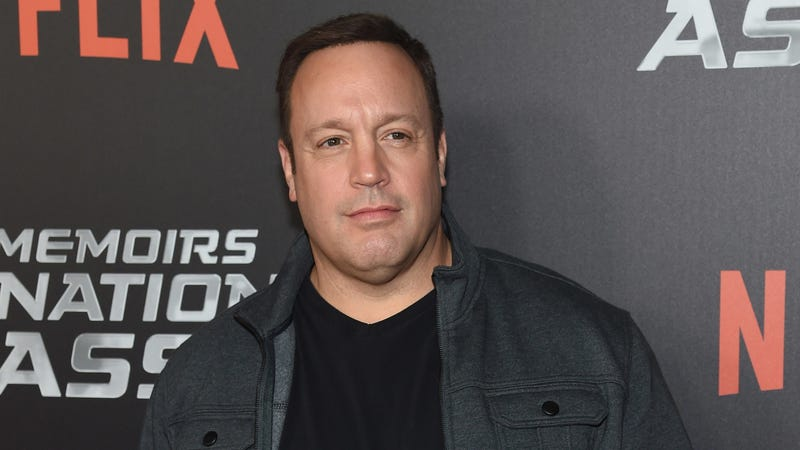 Illustration for article titled Kevin James replaces Simon Pegg as the escaped convict villain in Becky