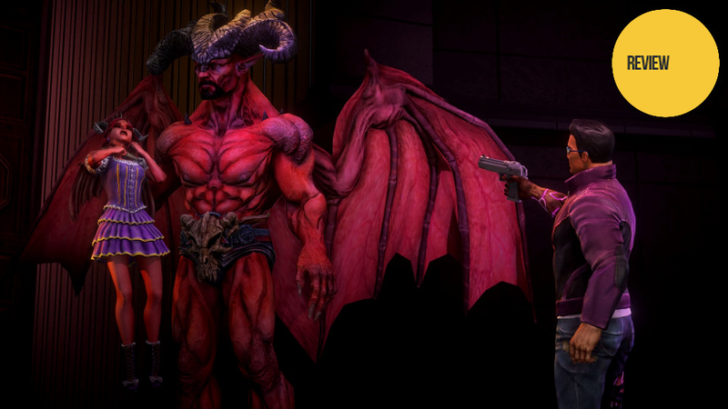 Illustration for article titled Saints Row: Gat Out Of Hell: The Kotaku Review