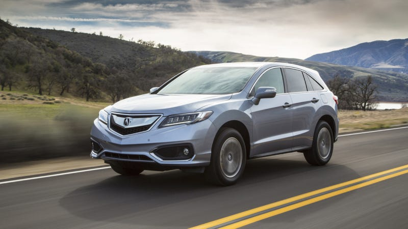 Acura Rdx Jalopnik S Buyer S Guide