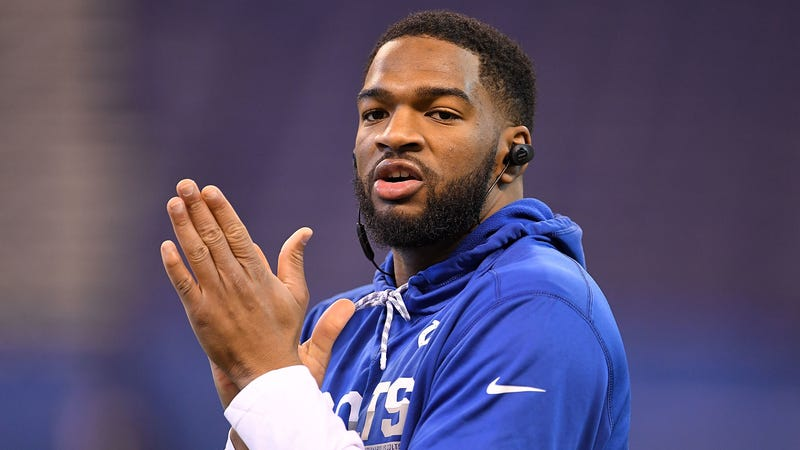 Jacoby Brissett Asks A Cosmic-Brained Question About The Cosmos