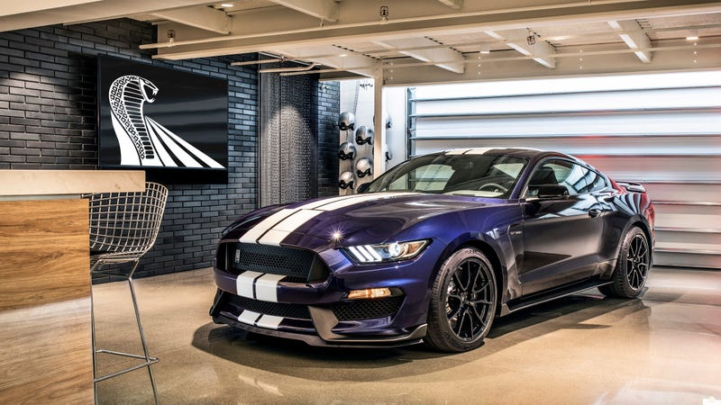 Illustration for article titled What Do You Want to Know About the 2019 Ford Shelby GT350?