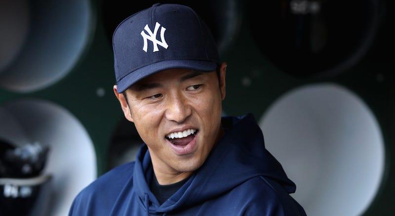 Illustration for article titled Gahhh! Japanese Baseball Is Terrifying, Reports Hiroki Kuroda