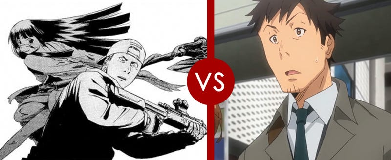 Illustration for article titled AnimeGATE: Thus AniTAY Compared Them (Ep 10 vs. Ch 22-24)