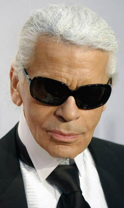 "Illustration for article titled Karl Lagerfeld Is Making A Silent Movie (It's ""Laugh-Packed"")"