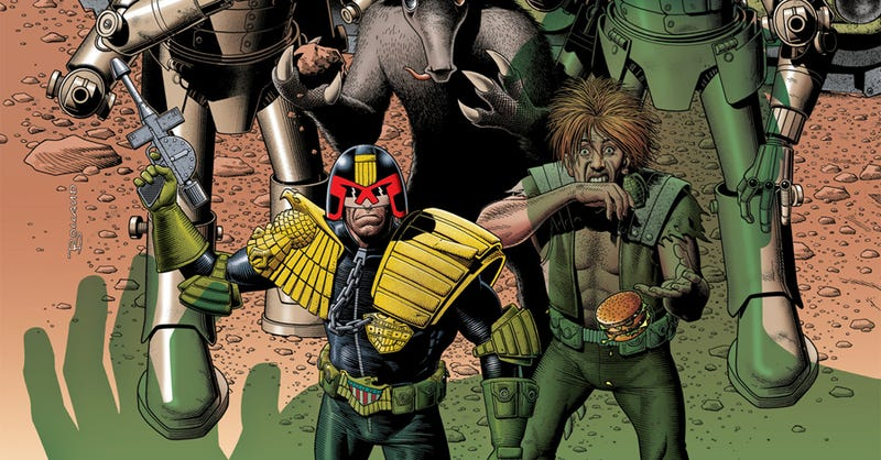 Illustration for article titled Best Dredd from Giz UK