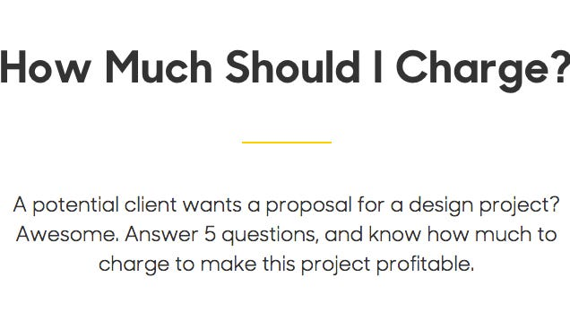 How Much Should A Freelance Graphic Designer Charge