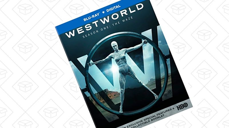 Westworld: The Complete First Season | $25 | Amazon