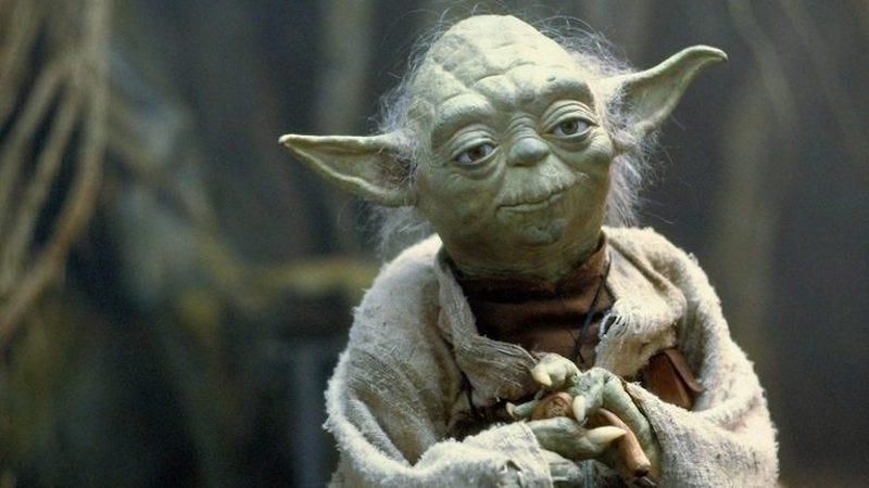 Image: Yoda, Lucasfilm