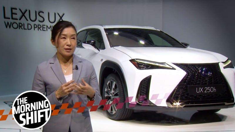 Chika Kako, Lexus Executive Vice President