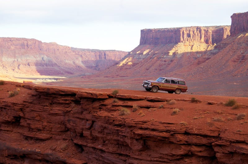 Illustration for article titled Project Redwood Defies The Odds And Arrives In Moab