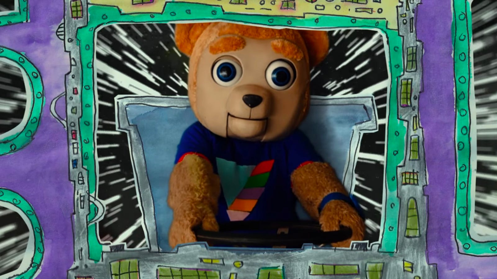 brigsby bear is a weird movie about a mysterious tv show