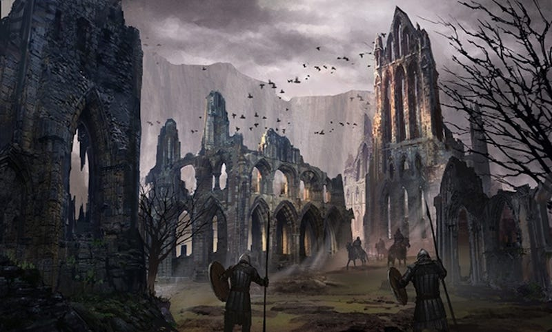 Illustration for article titled Kickstarter Backers Are Not Reacting Well To Unsung Story