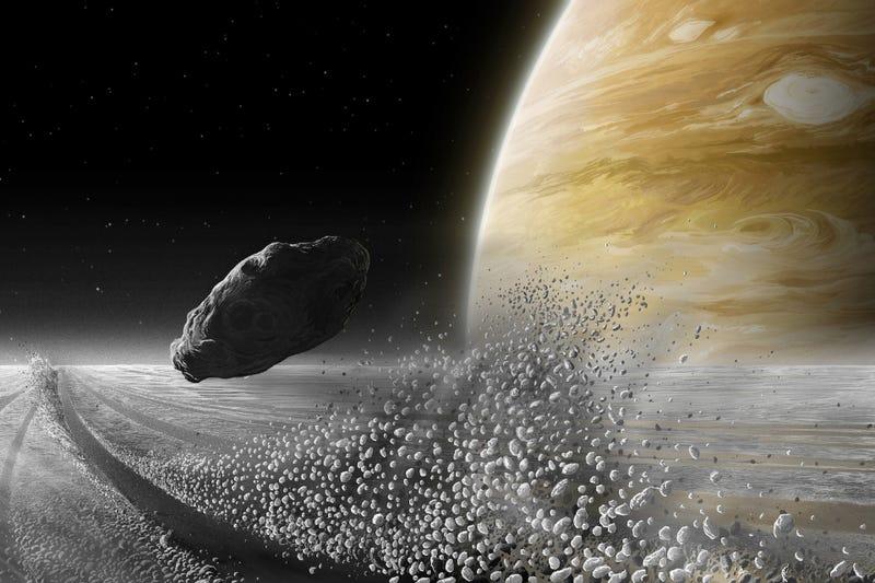 Illustration for article titled Breathtaking Illustrations Show The Splendor Of Ringed Planets