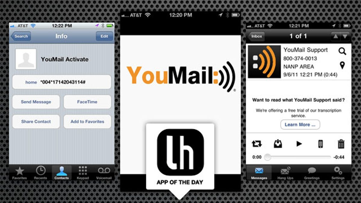 Youmail makes your smartphones voicemail truly visual and youmail makes your smartphones voicemail truly visual and accessible from anywhere kristyandbryce Gallery