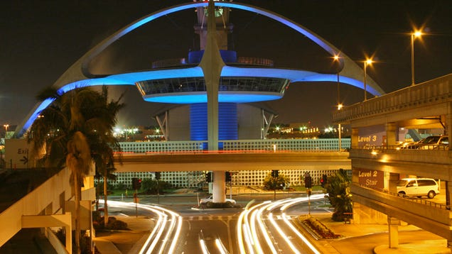 LAX Airport Found a Way to Make Ride-Sharing Even Worse