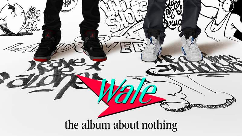 Illustration for article titled Wale's Seinfeld-inspired Album About Nothing debuts at No. 1