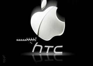 Illustration for article titled Apple Warned the Industry Before Suing HTC?