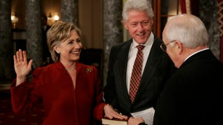 Illustration for article titled Bill Clinton: Cheney 'Sowing Discord' By Suggesting Hillary Should Run